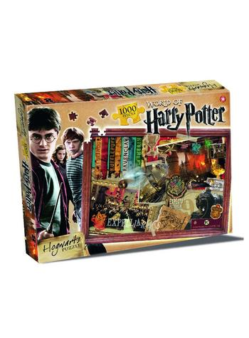 Harry Potter Hogwarts 1000 Piece Jigsaw Puzzle Preview