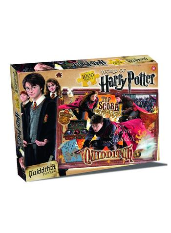 Harry Potter Quidditch 1000 Piece Jigsaw Puzzle Preview