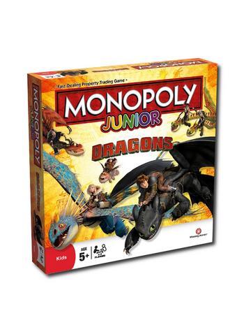 View Item Dragons Junior Monopoly
