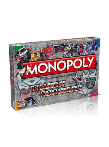 View Item Monopoly - Transformers