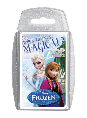 View Item Top Trumps - Disney Frozen