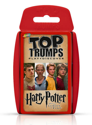 View Item Top Trumps - Harry Potter and the Goblet of Fire