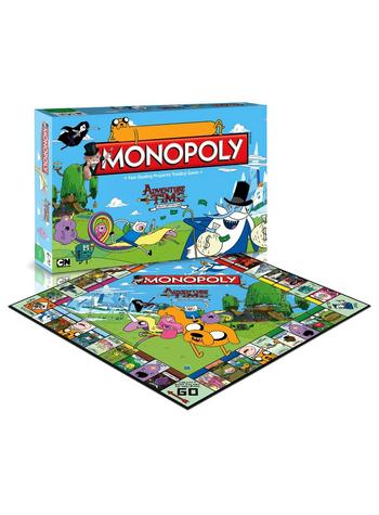 View Item Monopoly - Adventure Time