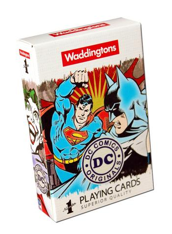 DC Comics Playing Cards Preview