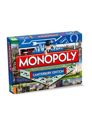 View Item Monopoly - Canterbury