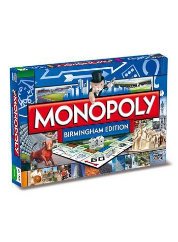 View Item Monopoly - Birmingham