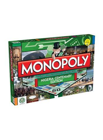 View Item Monopoly - Nigeria Centenary Edition