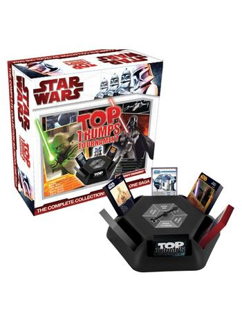 View Item Top Trumps - Star Wars Tournament