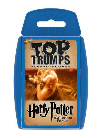 View Item Top Trumps - Harry Potter and the Half-Blood Prince