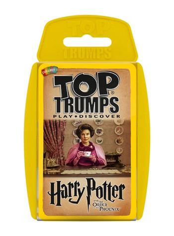 View Item Top Trumps - Harry Potter & The Order of the Phoenix