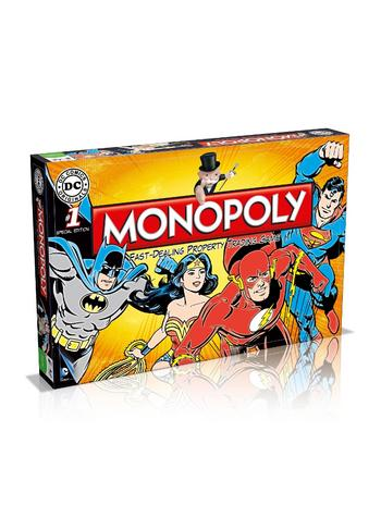 View Item Monopoly - DC Comics