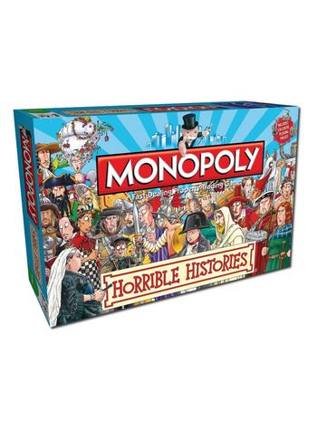 View Item Monopoly - Horrible Histories