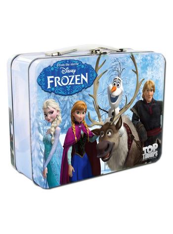 View Item Top Trumps - Disney Frozen Collector's Tin