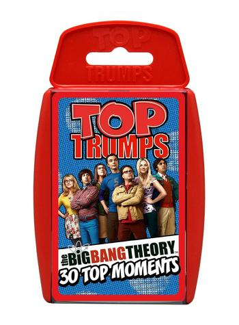 View Item Top Trumps - The Big Bang Theory