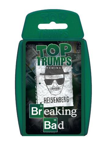 View Item Top Trumps - Breaking Bad