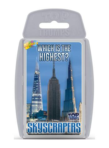 View Item Top Trumps - Skyscrapers