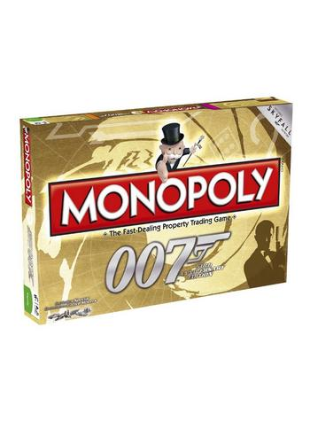 View Item Monopoly - James Bond 50th Anniversary Edition