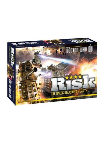 Doctor Who - Risk Preview