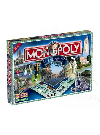 View Item Monopoly - East Grinstead