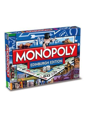 View Item Monopoly - Edinburgh
