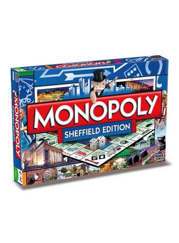 View Item Monopoly - Sheffield