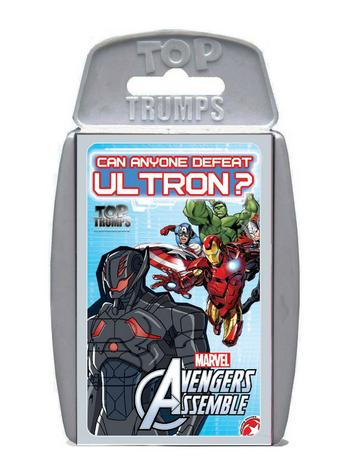 View Item Top Trumps - Marvel Avengers Assemble