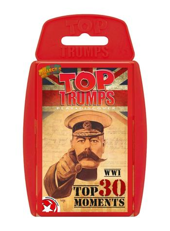 Top Trumps - WW1 Top 30 Moments Preview