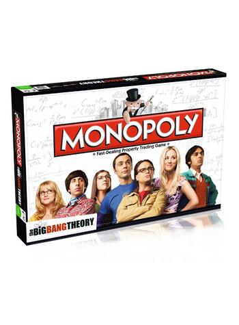 View Item Monopoly - The Big Bang Theory