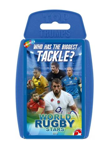 View Item Top Trumps - World Rugby Stars 2015