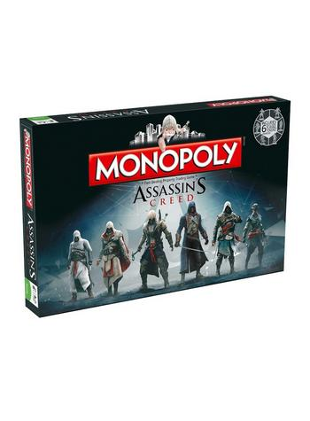 View Item Monopoly - Assassins Creed