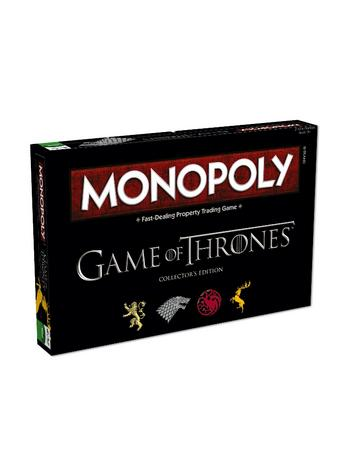 View Item Monopoly - Game of Thrones