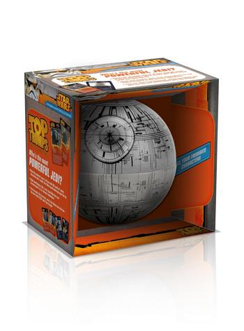View Item Top Trumps - Star Wars Death Star Collectors Tin