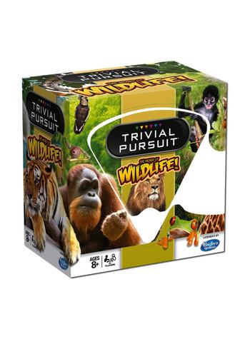 Wildlife Trivial Pursuit Preview