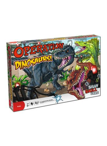 Operation Dinosaurs! Preview