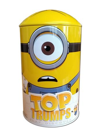 View Item Top Trumps - Minions Collectors Tin