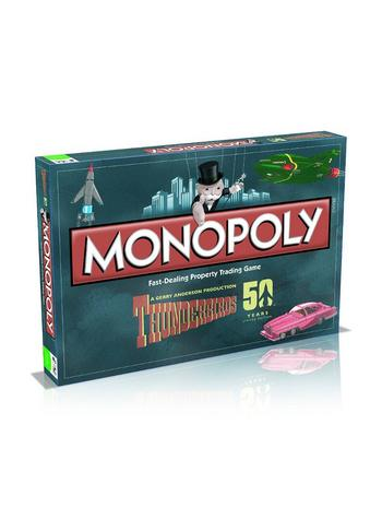View Item Monopoly - Thunderbirds