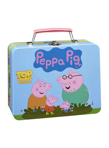 View Item Top Trumps - Peppa Pig Activity Tin
