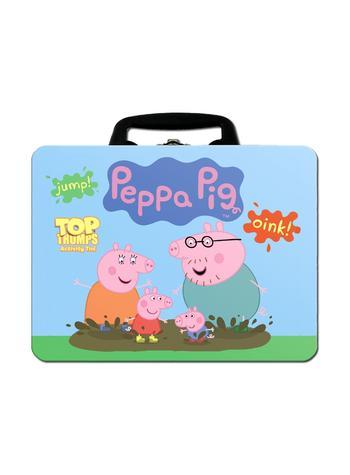 View Item Top Trumps - Peppa Pig Activity Tin