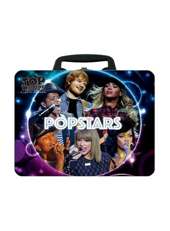 Top Trumps - POPSTARS Collector's Tin Preview