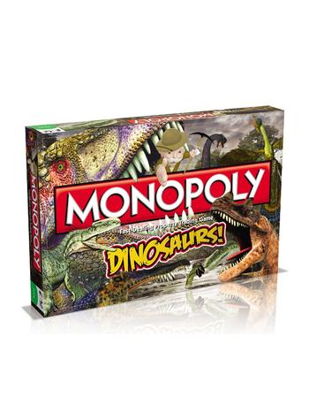Monopoly - Dinosaurs Preview