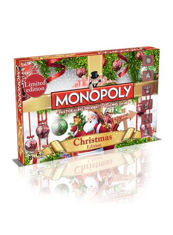 View Item Monopoly - Christmas Edition