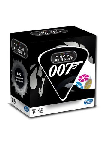 James Bond 007 - Trivial Pursuit Preview