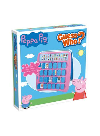 Peppa Pig - Guess Who Preview