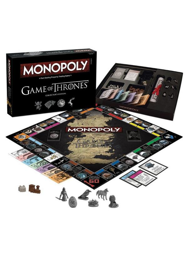 deluxe monopoly games