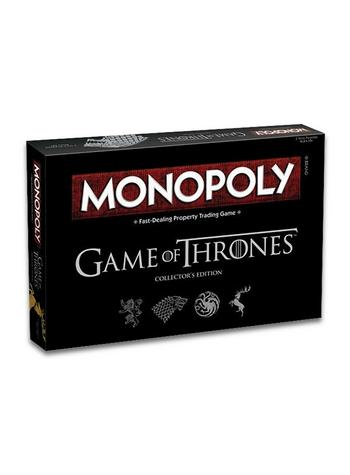 Game of Thrones Deluxe Monopoly Board Game Preview