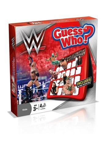 Guess Who - WWE Preview