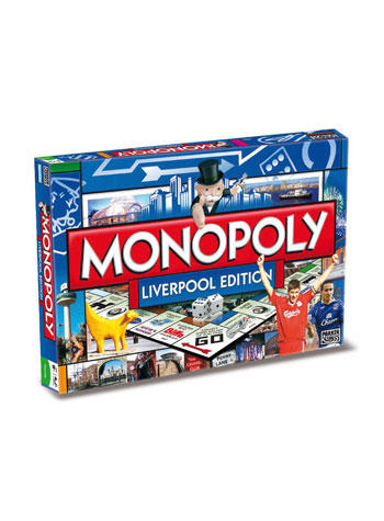 View Item Monopoly - Liverpool City