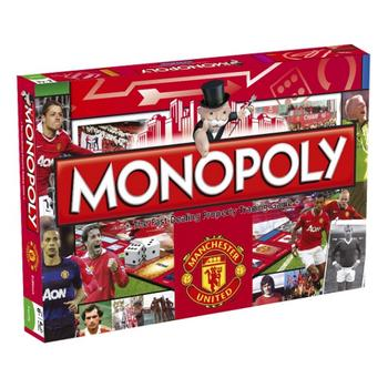 View Item Monopoly - Manchester United FC (2011 edition)