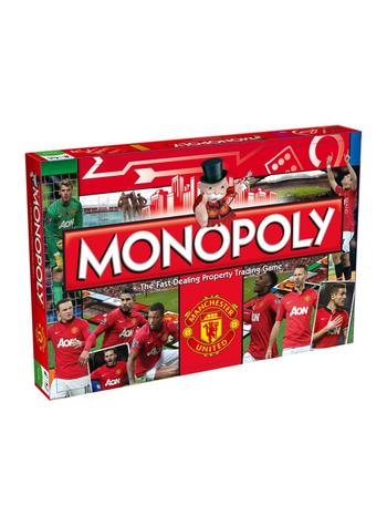View Item Monopoly - Manchester United FC