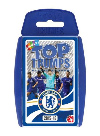 Top Trumps - Chelsea FC 2015-16 Preview